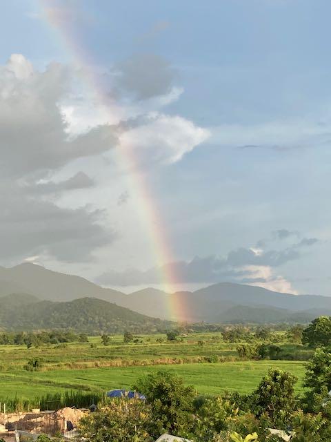 国によって虹の色の数が変わるんって知ってました?